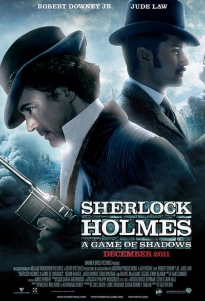 Baixar Torrent Sherlock Holmes 2 - O Jogo de Sombras Download Grátis