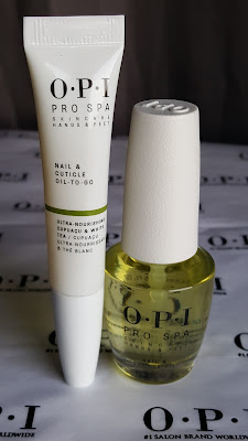 OPI Pro Spa Nail and Cuticle Oil - Unboxed
