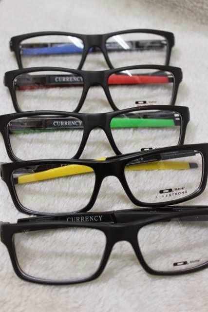 Kacamata Frame Oakley Currency  3123e2641e