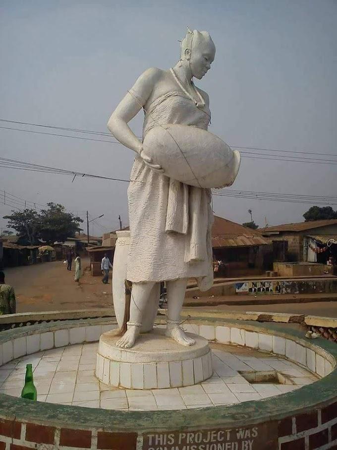 HISTORY OF IJAMIDO STATUE, OTA