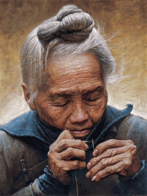 Paintings By Chinese Artist Li Zijian