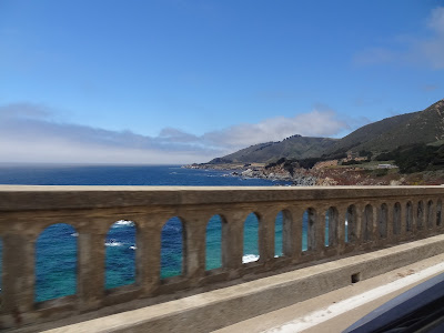 California Highway 1 Bixby Bridge