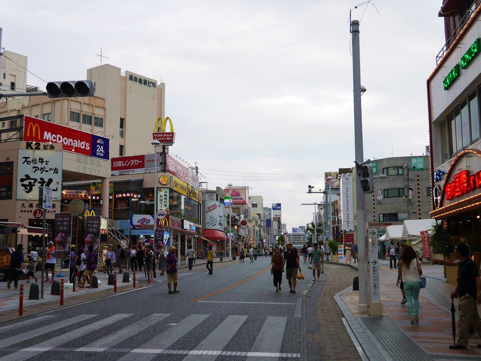 沖繩-國際通-購物-逛街-景點-silver-week-自由行-Okinawa-kokusaidori