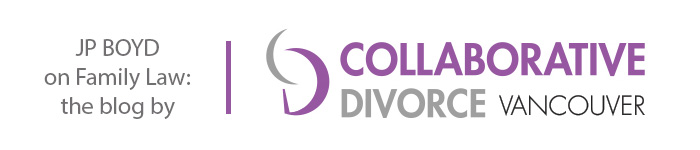 JP Boyd on Family Law Blog by Collaborative Divorce Vancouver