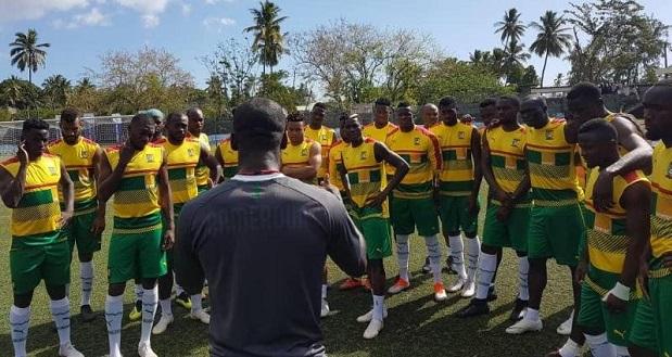 Chute pour le Cameroun qui perd 4 places au classement FIFA