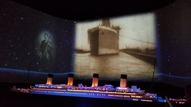 Titanic built entirely from 56,000 LEGO