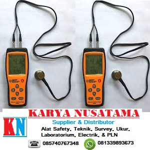 Jual Handheld Ultrasonic Thicness Gauge Smart Sensor AS860 di Makasar