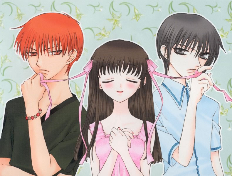 JKs Wing Fruits Basket Anime Review