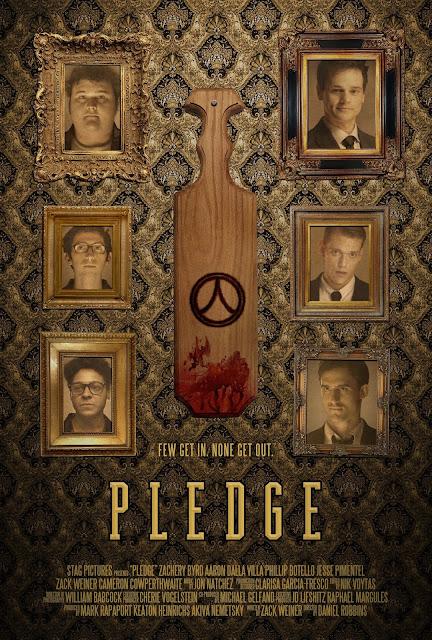 Pledge poster image