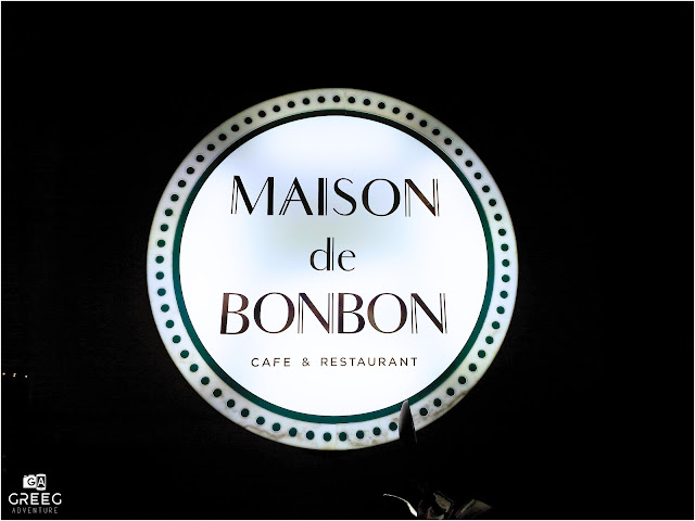 Maison de Bonbon Cafe and Restaurant