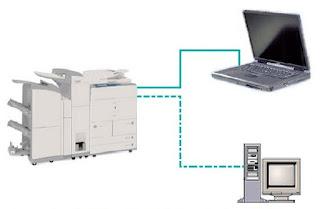 Gambar Print Dengan Mesin Fotocopy