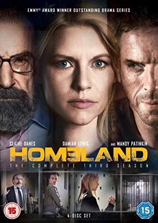 The Geeky Guide to Nearly Everything: TV Homeland ...