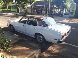 Toyota Crown Matic 1978 Kondisi Ready To Use