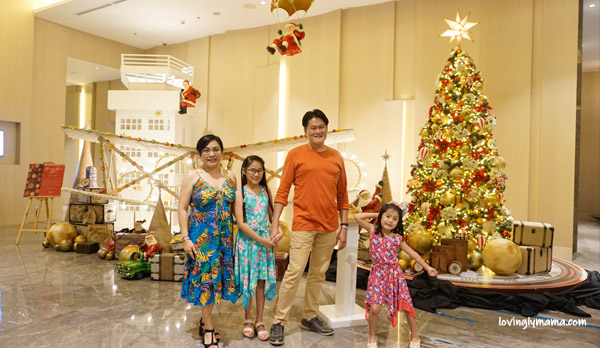 family friendly hotels in the Philippines - Philippine hotels - list of family friendly hotels in the Philippines - Bacolod mommy blogger - Bacolod blogger - swimming pool - family - family travel - family vacation - Christmas - Courtyard by Marriott Iloilo