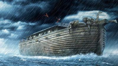 Arca de Noé, um plano de salvação