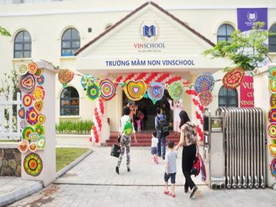 giáo dục Vinhomes Dreamland Gia Lâm