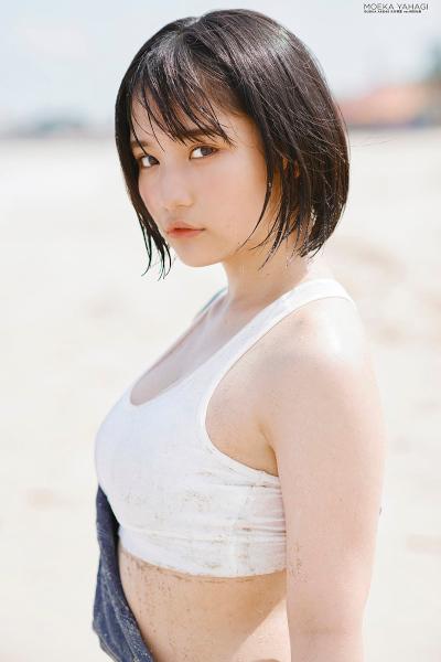 Moeka Yahagi 矢作萌夏, BUBKA 2019.09 (ブブカ 2019年9月号)