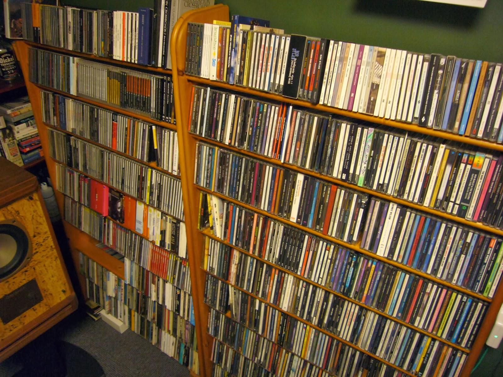 増え続けるCDにこれ以上スペースを割けないので、コクヨの ...