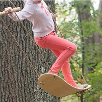 Swufer Swingboard balançoire debout