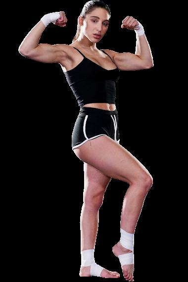 Models - Abella Danger - Fight Me (10)
