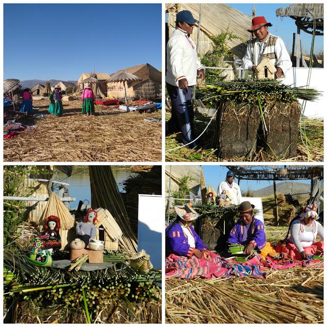 Peru Week - Ilhas Uros, Lago Titicaca