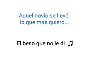 Romeo Santos Kiko Rodríguez El Beso Que No Le Di significado de la canción.