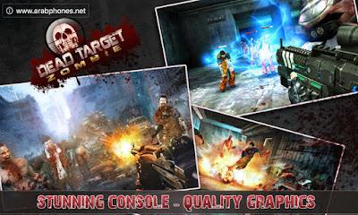 لعبة الأكشن DEAD TARGET: Zombie: