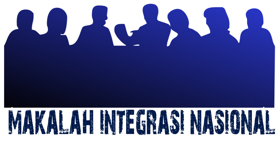 Makalah Integrasi Nasional