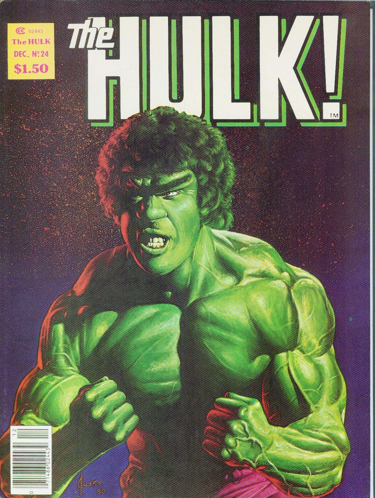 It's just a picture of Decisive The Hulk Picture