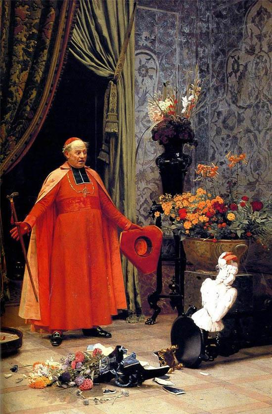 Gurney Journey: Vibert's Cardinals