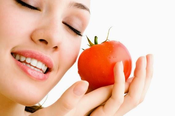 Hasil gambar untuk Manfaat Masker Tomat untuk Kecantikan Kulit