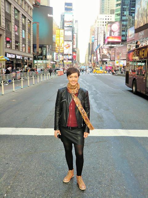 Times Square Manhattan New-York City