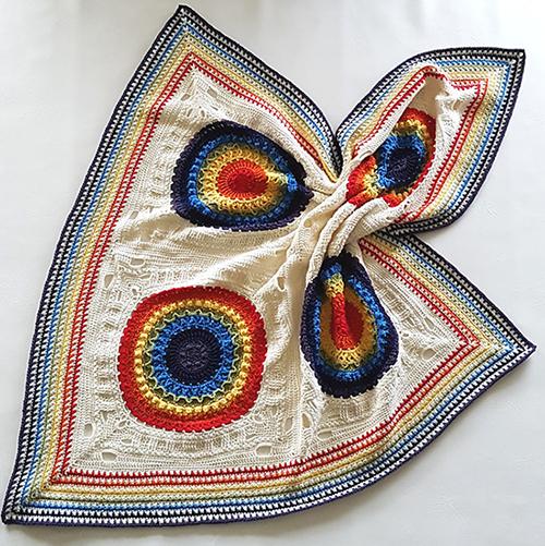 Kaboom CAL Blanket