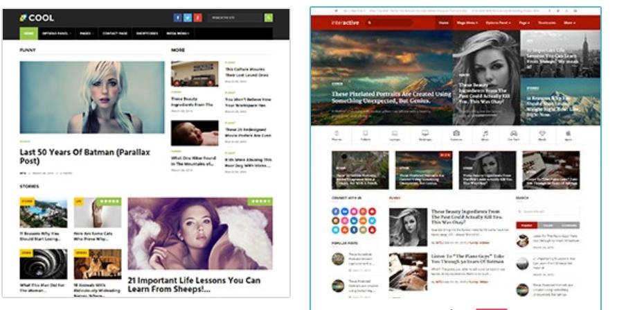 Web Tải Mẫu Giao Diện Web Và Blog Đẹp Chuẩn Seo Miễn Phí