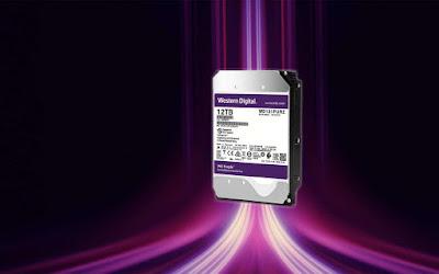 WD Purple Harddisk untuk CCTV