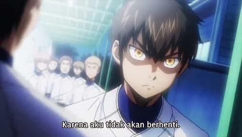 Diamond no Ace: Act II Episode 28 Subtitle Indonesia - KuroGaze
