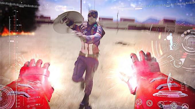 Marvel Iron Man VR Game