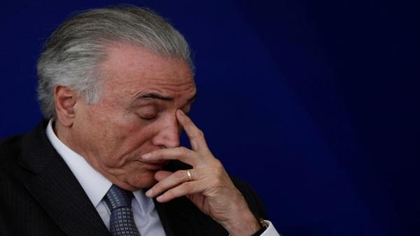 Piden explicación a Temer por escasa colaboración sobre Macri