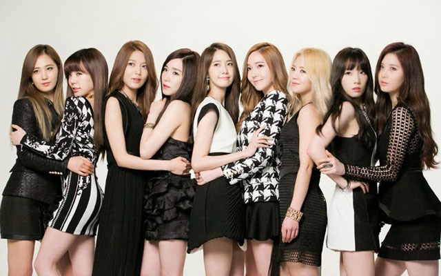 Lirik Lagu Paparazzi ~ Girls' Generation