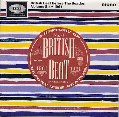 VA - A HISTORY OF BRITISH BEAT - Vol 6 1961