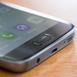 Lecet Di Tombol Home Samsung Galaxy S7 Edge 2