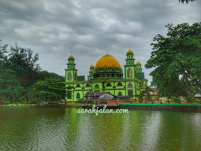 masjid raya kijang