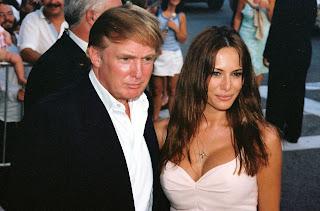 Melania trump, donald trump wife