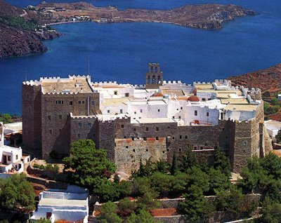 The Biblical World: The Isle of Patmos and the Monastery of