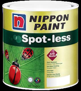 Harga Cat Tembok Nippon Paint