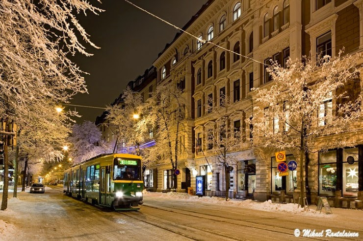 Helsinki A Great Choice To Visit This Christmas Finland