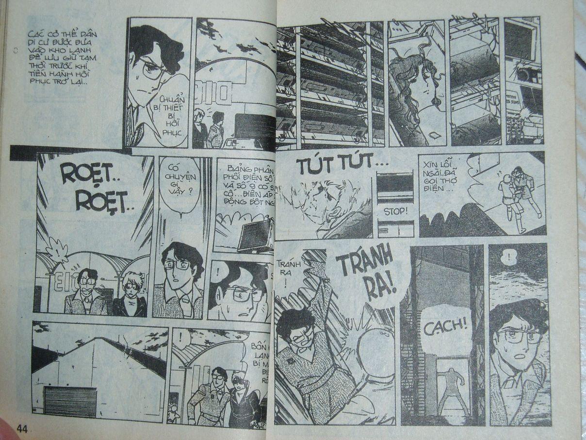 Siêu nhân Locke vol 03 trang 22