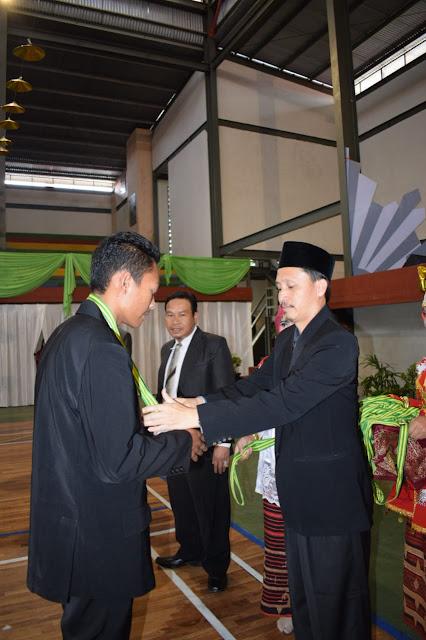 Ceremony Pelepasan Siswa Klas XII MAN 1 Lambar Meriah,  Sebanyak 55 Siswa Lulus PTN