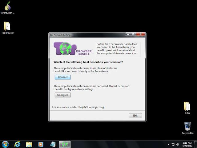 歡迎測試 Tor 瀏覽器的新網橋