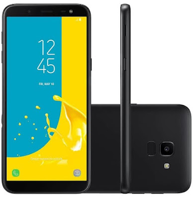 Foto do Smartphone Samsung Galaxy J6 SM-J600G 32GB